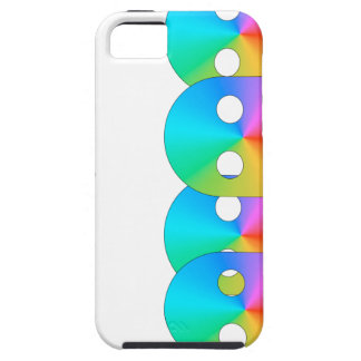 disco ghosts iPhone 5 covers