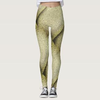 Disco Gold Leggings