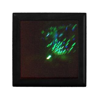 disco green burst at night gift box