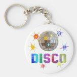 Disco Key Chain