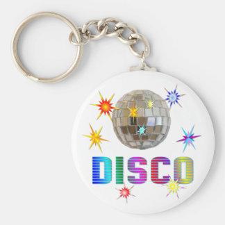 Disco Key Ring