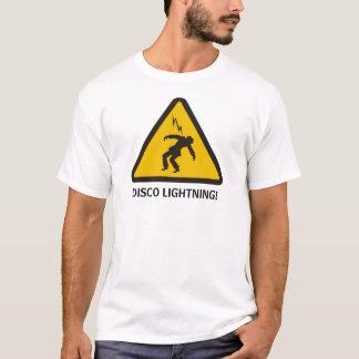DISCO LIGHTNING! T-Shirt