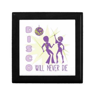 Disco Never Die Gift Box
