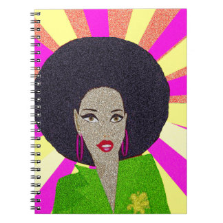 Disco Notebook