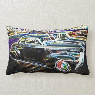 Disco Oldsmobile Lumbar Pillow