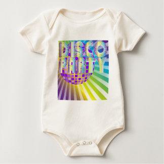 Disco Party Baby Bodysuit