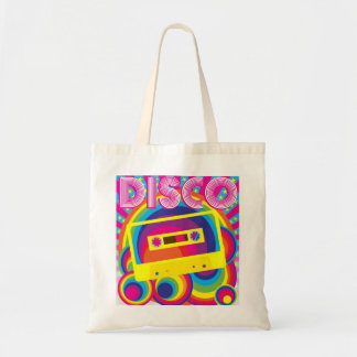 Disco Party Budget Tote Bag