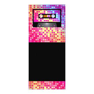 Disco Party Card