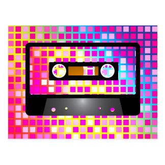 Disco Party Postcard