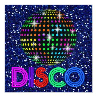 DISCO Party - SRF Card