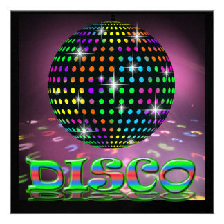 DISCO Party - SRF Custom Announcements