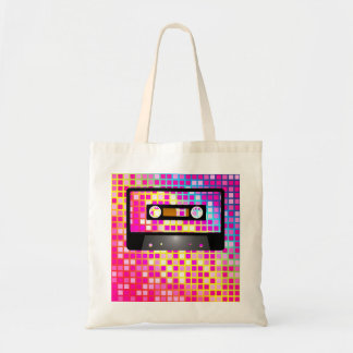 Disco Party Budget Tote Bag