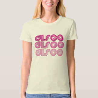 DISCO retro -t-shirt T-Shirt