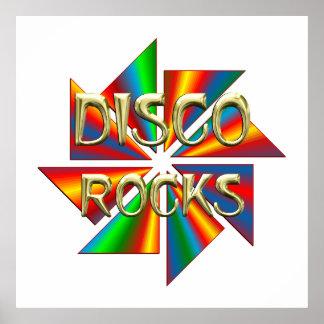 Disco Rocks Posters
