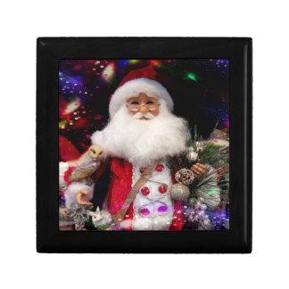Disco Santa Gift Box