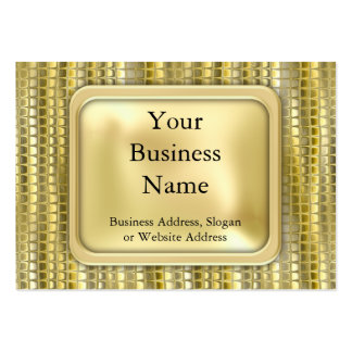 Disco Shimmer Business Card Template