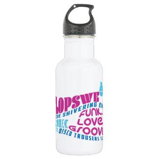 Disco Trousers Tour Water Bottle 18oz. 532 Ml Water Bottle