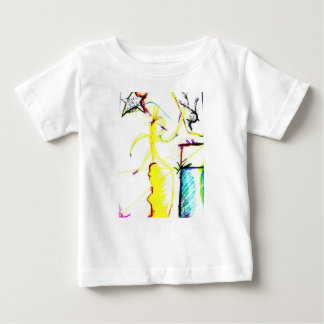 Disco W \ A Crazy Baby T-Shirt