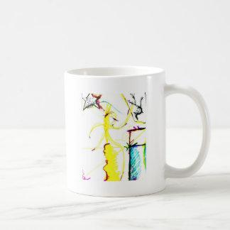 Disco W \ A Crazy Coffee Mug