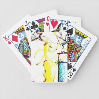 Disco W \ A Crazy Poker Deck