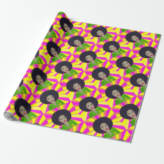 Disco Wrapping Paper