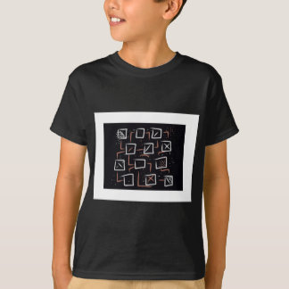 Disconnected design T-Shirt