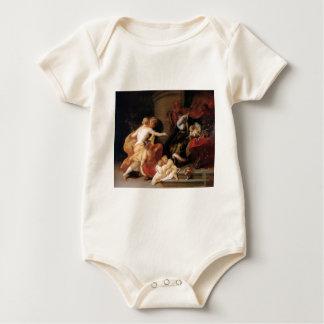 Discord Expels Art and Science Theodoor van Thulde Baby Bodysuits