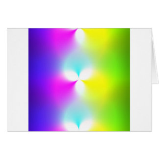 DiscoTech 3 Greeting Card