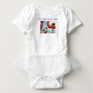 Discover Dream Grow Baby Tutu Baby Bodysuit