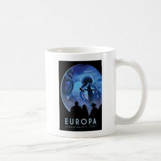 Discover Jupiters Moon Europa Coffee Mug