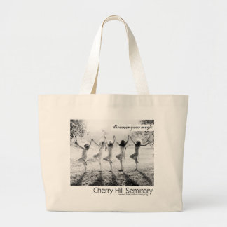 Discover Your Magic - Dancers Large Tote Bag