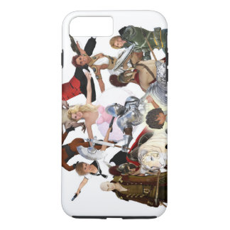 Discovering New Worlds Through Reading iPhone 7 Plus Case