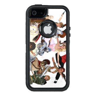 Discovering New Worlds Through Reading OtterBox iPhone 5/5s/SE Case