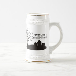 Discovering The Past. Inspiring The Future Coffee Mugs