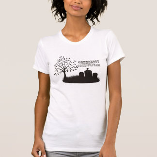 Discovering The Past. Inspiring The Future T-Shirt