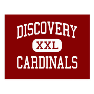 Discovery - Cardinals - Middle - Alexandria Postcard