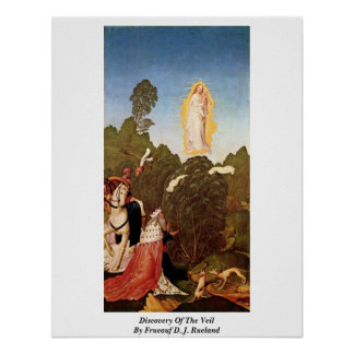 Discovery Of The Veil By Frueauf D. J. Rueland Posters