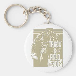 discus hero key ring