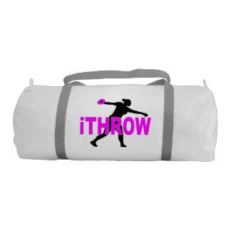 Discus Thrower Gym Duffel Bag