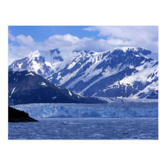 Disenchantment Bay and Hubbard Glacier, Postcard