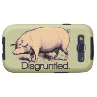 Disgruntled Pig Galaxy SIII Cover