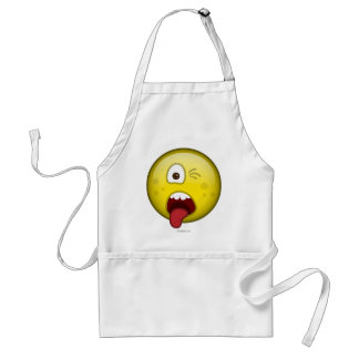 Disgusted Standard Apron