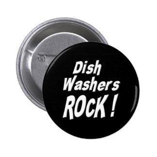 Dish Washers Rock Button