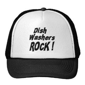 Dish Washers Rock! Hat