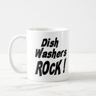 Dish Washers Rock! Mug