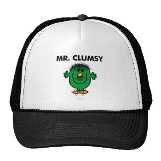 Disheveled Mr. Clumsy Cap