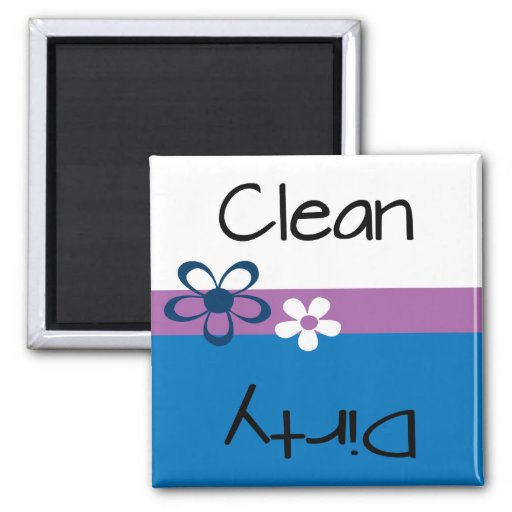 Dishwasher Clean Dirty Magnet