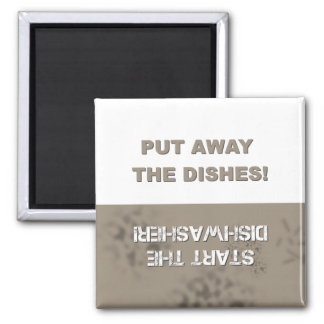 Dishwasher Clean/Dirty Magnet