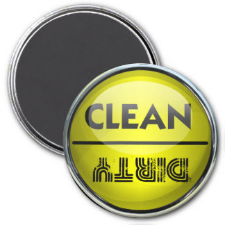 Dishwasher Clean or Dirty Magnet