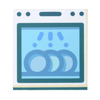 Dishwasher Notepad